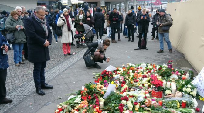 Wir trauern mit ganz Deutschland