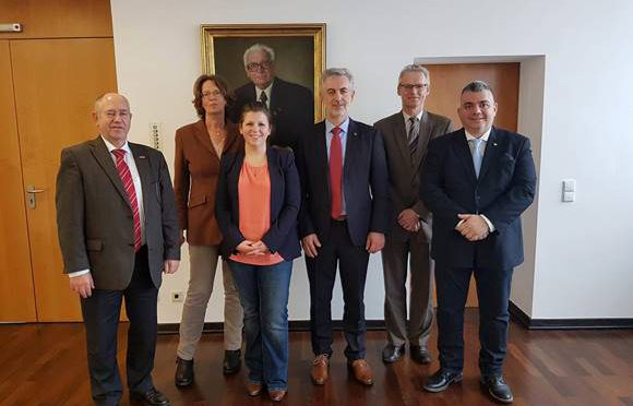 Ελληνογερμανική επιμελητηριακή συνεργασία