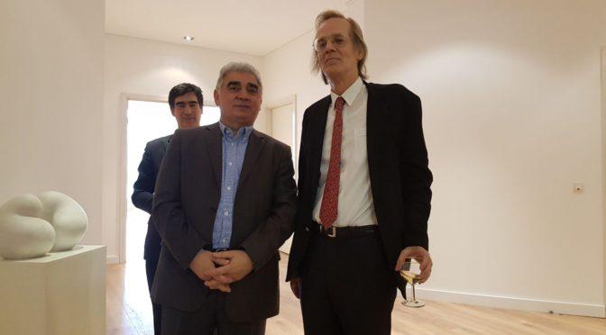 Δεξίωση για την 25η Μαρτίου στην Ελληνική Πρεσβεία στο Βερολίνο
