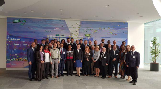 Συνάντηση γνωριμίας της νέας υφ. Μετανάστευσης, Προσφύγων  και Ενσωμάτωσης  με μεταναστευτικούς φορείς