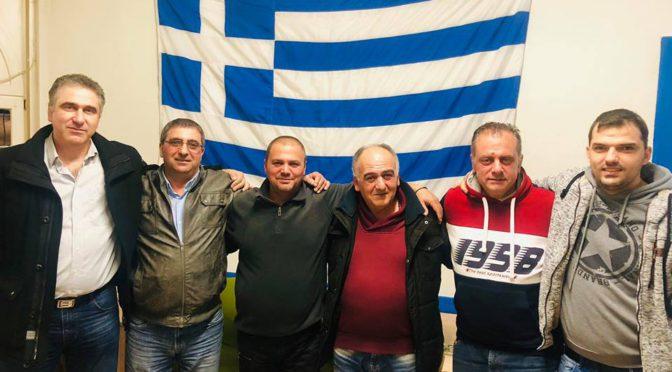 Νέο Δ.Σ. στην Ελληνική Κοινότητα του Brühl