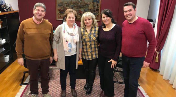 Στο Δήμο Αλμυρού το 11ο Παγκόσμιο Συνέδριο και Αντάμωμα Θεσσαλών – Πρώτη συνάντηση της οργανωτικής επιτροπής