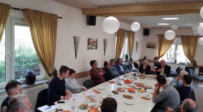 Συνάντηση αντιπροσωπείας Δ.Σ. ΟΕΚ με εκπροσώπους Ε.Κ. της Βόρειας Γερμανίας
