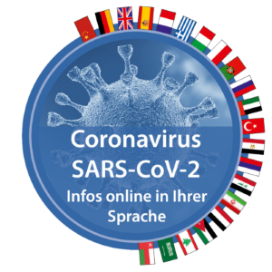 Aufklärung zum Coronavirus für Geflüchtete und Migrant*innen